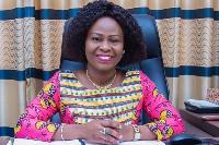 Gloria Temmah Gambrah, MCE for Oforikrom in Kumasi