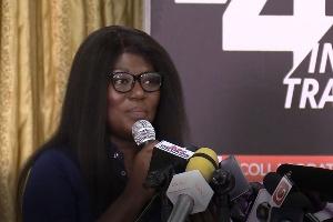 CEO of Ghana Trade Fair Company, Dr Agnes Adu