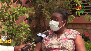 Estranged spouse of Koku Anyidoho, Jennifer