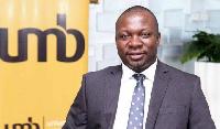 Managing Director of UMB, John Awuah