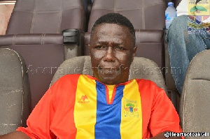 Alhaji Akambi has called on referee Prince Amoah's family to disown him
