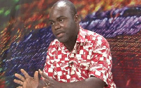Wonder Madilo is aspiring to become the National Youth Organiser for the NDC