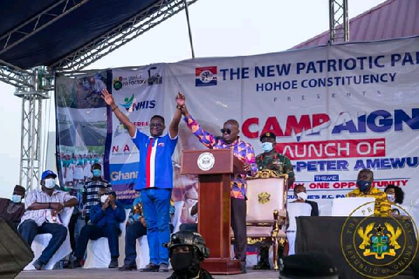 I'm committed to free, fair, peaceful elections – Akufo-Addo