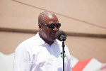 'Every Ghanaian including children owe GH¢9,000 under Akufo-Addo' – Mahama claims