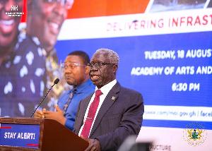 Senior Presidential Advisor, Yaw Osafo-Maafo