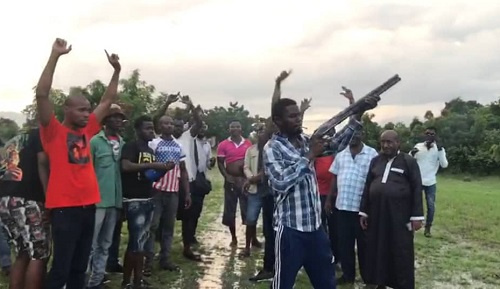 Group threatens electoral violence, Police chase members
