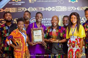 Ghana Arts And Culture Awards 5