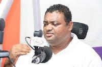 Joseph Yammin, former Deputy Ashanti Regional Minister