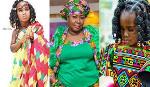 Oheneyere Gifty Anti celebrates daughter's third birthday