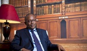 Guinea's President, Umaro Sissoco Embaló