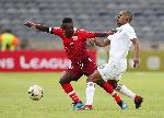 Horoya AC striker Ocansey Mandela