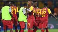 Black Stars crashed out of the tournament after losing on penalties to Tunisia