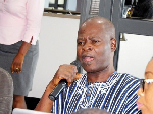 Chairman of the Public Interest Accountability Committee, Dr. Steve Manteaw