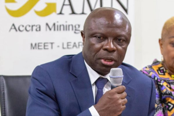 Mr Henry Antwi, an Australian based mining and mineral economics consultant