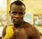 Former World Champion, Joshua Clottey
