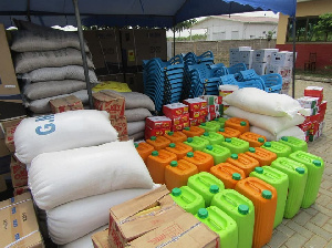 Some of the relief items