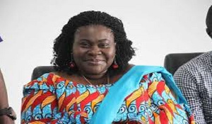 Ayawaso West Municipal Chief Executive, Sandra Owusu-Ahenkorah
