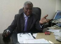 Brigadier General Nunoo-Mensah, Former National Security Advisor