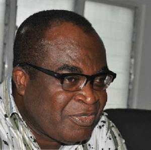 Chief Executive Officer of OMCs, Kwaku Agyeman Duah