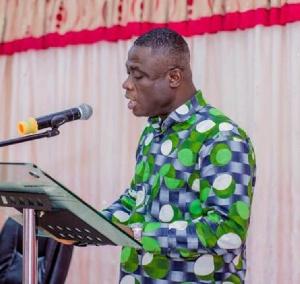 Kofi Ofori, Municipal Chief Executive