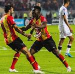 Kwame Bonsu scores as Esperance beats Future Suleiman FC