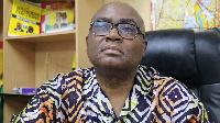 Ghanaian pollster, Ben Ephson