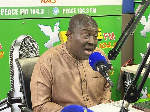 Chief Executive Officer of the State Transport Corporation, Nana Akomea