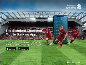 The campaign is dubbed SCMobile Anfield Experience