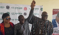 Alban Bagbin says no one has left his campaign team