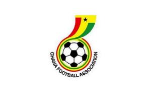 The Ghana Football Association logo