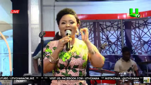 United ShowBiz is hosted by Nana Ama McBrown