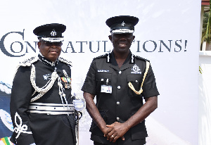 COP Dampare With James Oppong Boanuh