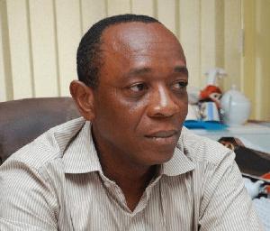 Nigerian Professor. Austin Nwagbara