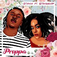 Stonebwoy and Jamaican singer, Etana