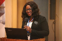 Joyce Bawa Mogtari is special Aide to former President John Dramani Mahama
