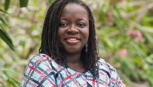 Pro-Vice-Chancellor of the University of Ghana, Legon, Professor Nana Aba Appiah Amfo