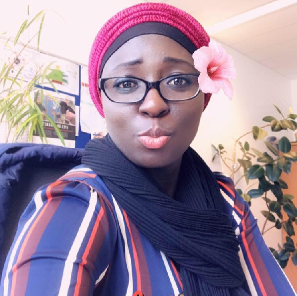Hajia Ramana Shareef says she never received payment of her  $24,000 scholarship grant
