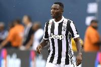 Kwadwo Asamoah spent 7 seasons with Juventus
