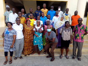 Members of NDC Anyaa Sowutuom constituency