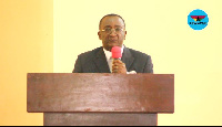 Minister of Food and Agriculture, Dr Owusu Afriyie Akoto