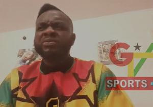 1995 World Cup winner Nana Attakora Amaniampong