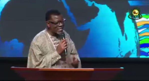 Pastor Mensa Otabil, Founder International Central Gospel Church (ICGC)