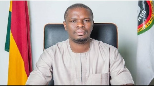 The Executive Director of the National Service Scheme, Mr Mustapha Ussif