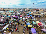 Ashaiman is a sprwling suburb in the Greater Accra region