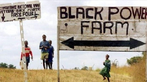 The issue of land in South Africa has been a hot political flashpoint