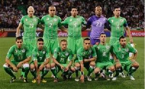 Algerian Squad Afcon2017