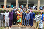 Provide support for Oti, welcome digitization – Benito Owusu-Bio to Volta Lands commission