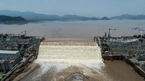 The Nile Dam Project
