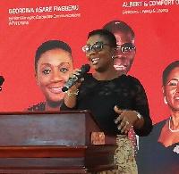 Georgina Asare Fiagbenu, MTN Corporate Communications
