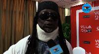 Veteran musician Amandzeba Nat Brew